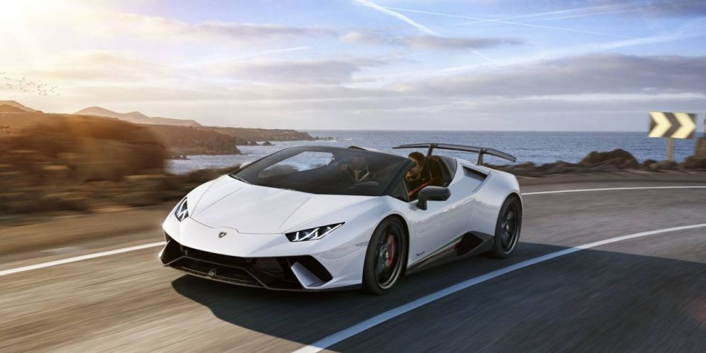 Lamborghini-Huracan-Performante-Spyder-2018 Geneva Motor Show-2