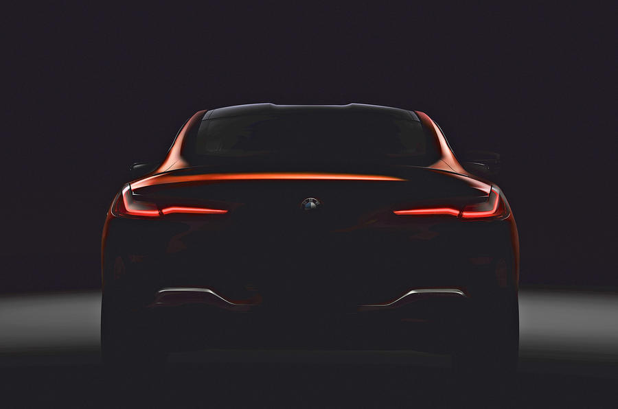 BMW 8 Series Coupe-rear view-teaser