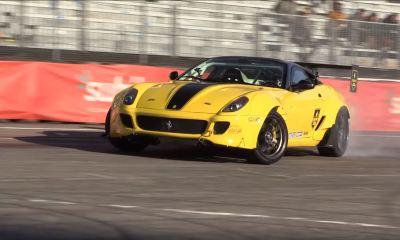 Ferrari 599 GTB Formula Drift Car-Fiorella