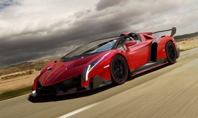 Lamborghini Veneno Roadster for sale-1