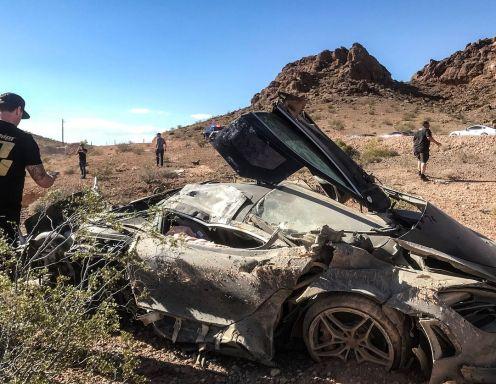 McLaren 720S-crash-Las-Vegas-Corsa-Rally-2018-4