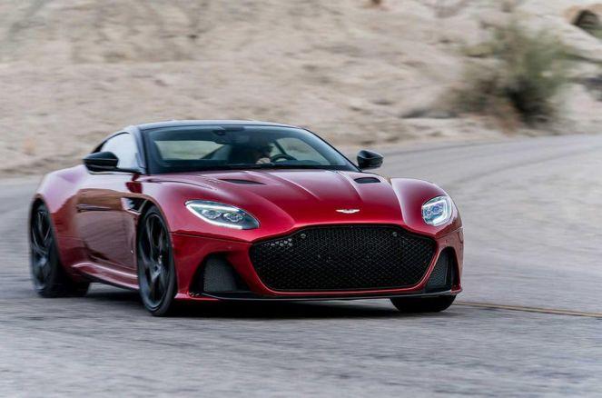 Aston-Martin-DBS Superleggera-leaked-image-2