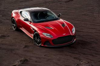 Aston-Martin-DBS Superleggera-leaked-image-9