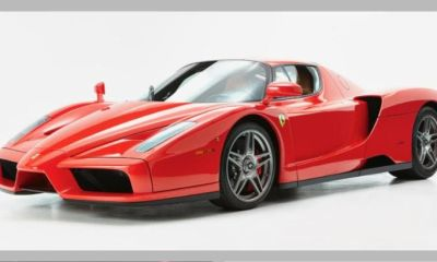Michael-Schumacher-Ferrari-Enzo-for-sale