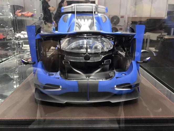 FrontiArt Koenigsegg One 1