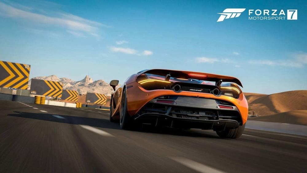McLaren 720S Forza Motorsport 7
