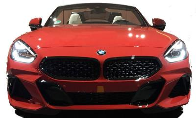 2019 BMW Z4 M40i leaked image-Pebble Beach-1