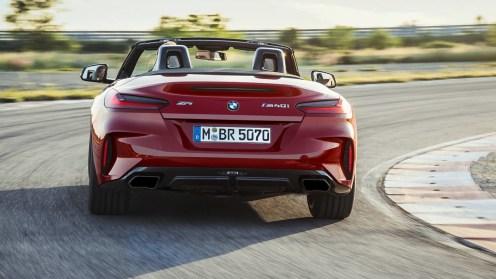 2019 BMW Z4 Roadster 6