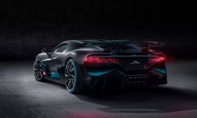 Bugatti Divo Pebble Beach 4