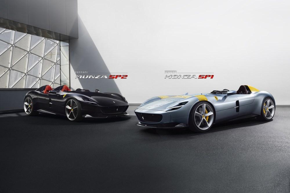 Ferrari Monza SP2 Biposto 5