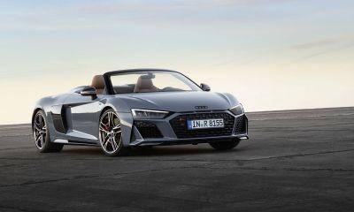 2019 Audi R8 Spyder facelift 1