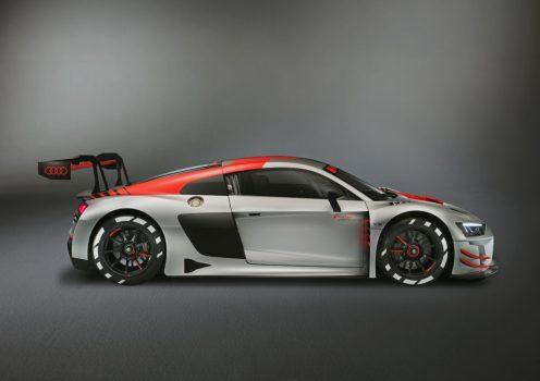 Audi R8 LMS GT3 Race Car