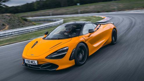 McLaren 720S Track Pack 1