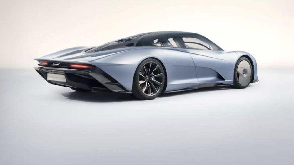 McLaren Speedtail leaked 3 1