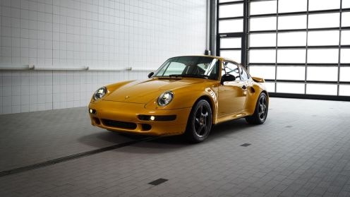 Porsche 993 Project Gold 1