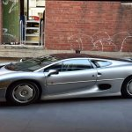 Have 600k To Spend Then Consider This Beautiful Jaguar Xj220 The Supercar Blog