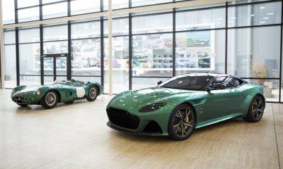 Aston Martin DBS 59 Superleggera