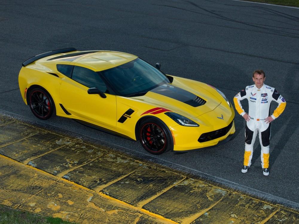 Chevrolet Corvette Grand Sport Series Special Editions