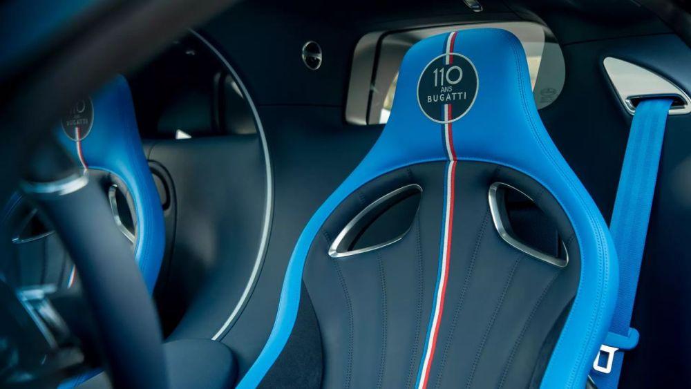 Bugatti Chiron Sport 110 ans Bugatti-2019 Geneva Motor Show-5