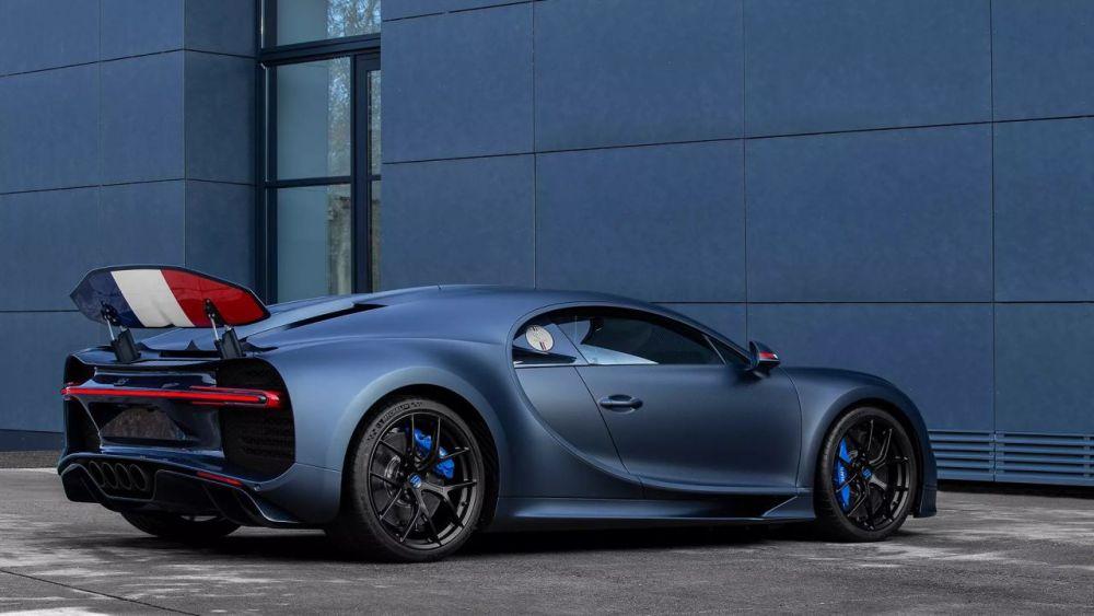 Bugatti Chiron Sport 110 ans Bugatti-2019 Geneva Motor Show-7
