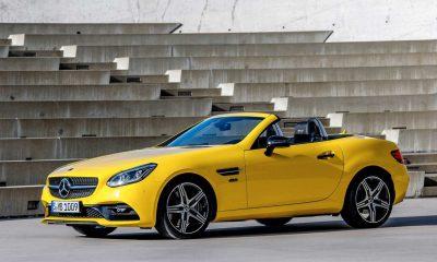 Mercedes-Benz SLC Final Edition