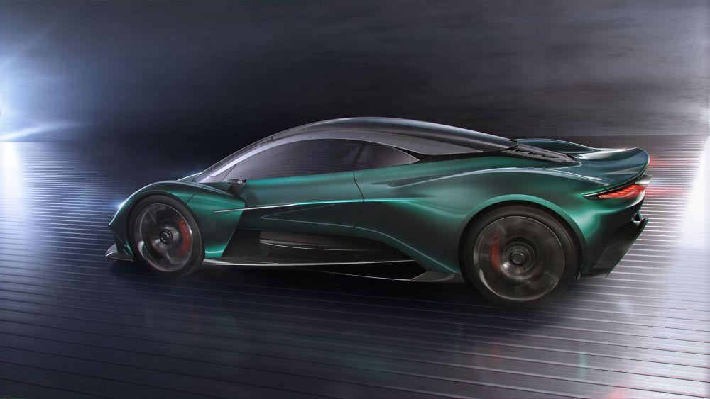 Aston Martin Vanquish Concept