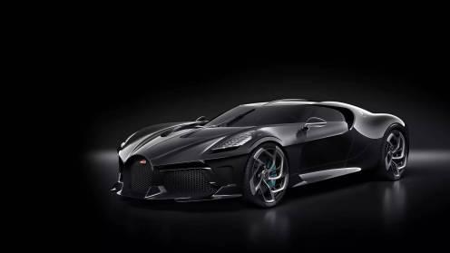 Bugatti La Voiture Noire-2019 Geneva Motor Show-1
