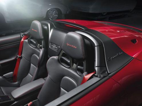 2019 Porsche 911 Speedster-NY Auto Show-1