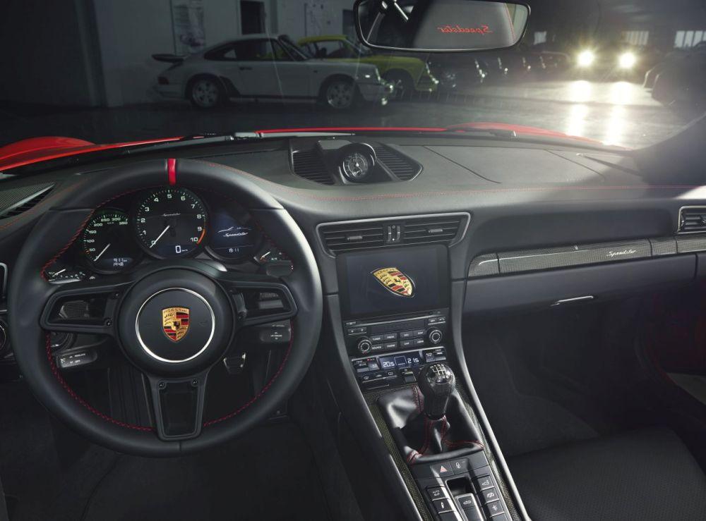 2019 Porsche 911 Speedster-NY Auto Show-2