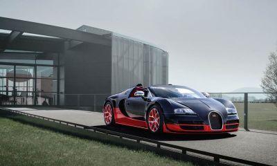 Bugatti Atelier-Molsheim-France