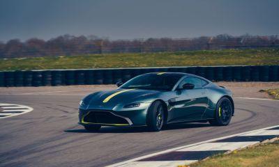 Aston Martin Vantage AMR-1