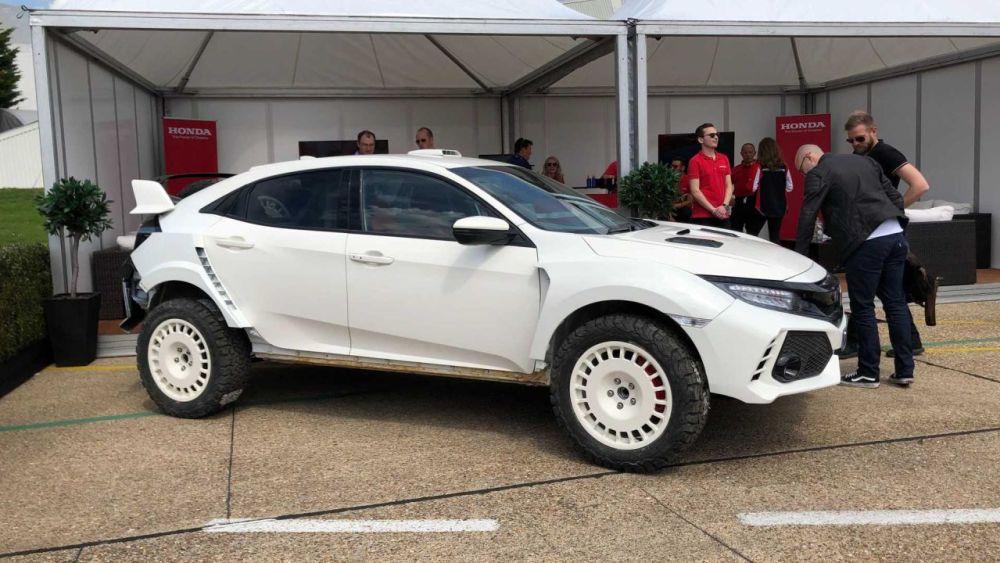 Honda Civic Type OveRland-Off-road-rally-car-3