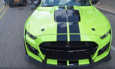 2020 Shelby GT500-stripes-cost