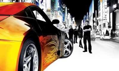 Fast and Furious-Tokyo Drift