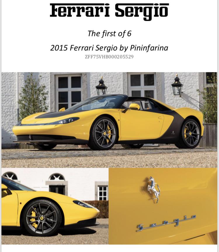 Ferrari Sergio-for sale-1