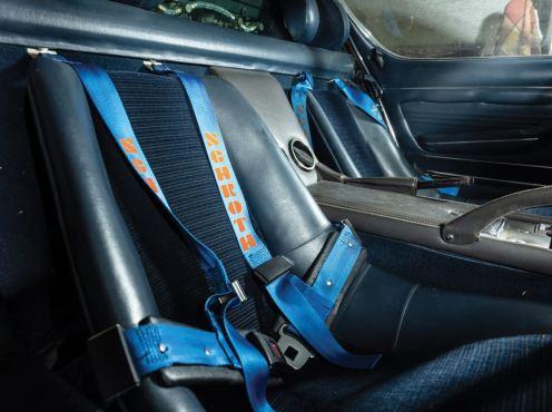 Lamborghini Miura P400S-barn find-auction-4