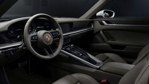 2019 Porsche 911 Carrera 4-Frankfurt-3