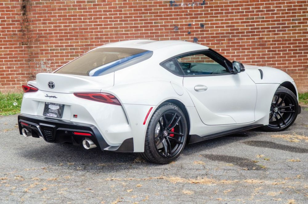 2020 Toyota GR Supra Launch Edition-For-Sale-Auction-2