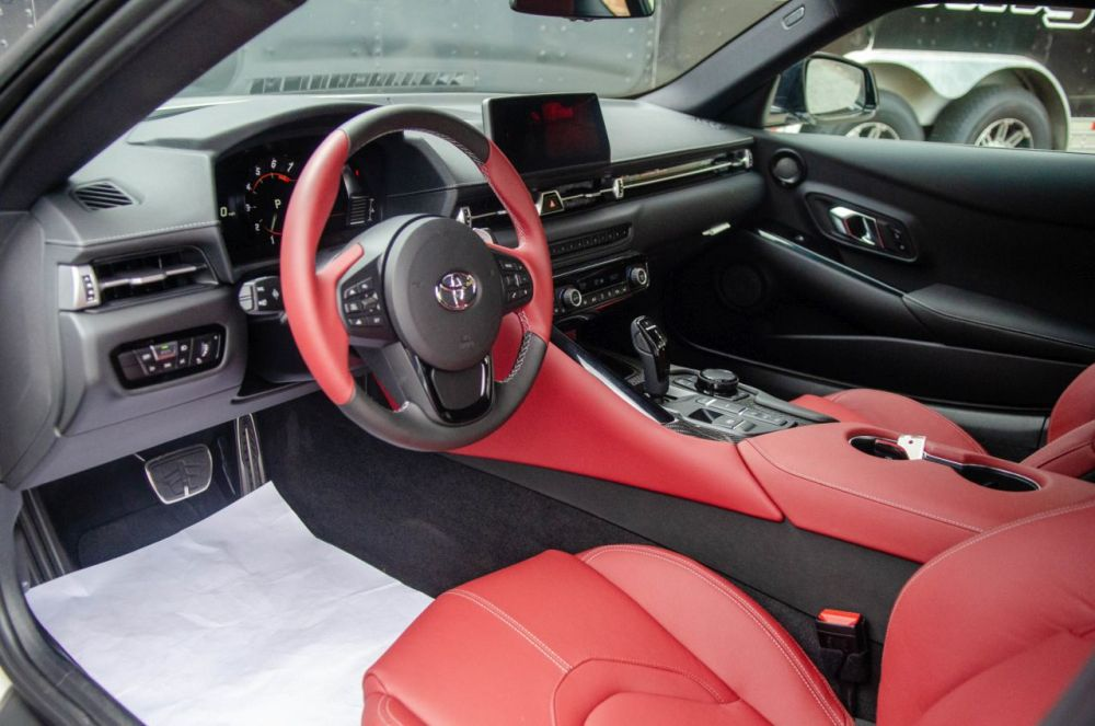 2020 Toyota GR Supra Launch Edition-For-Sale-Auction-3