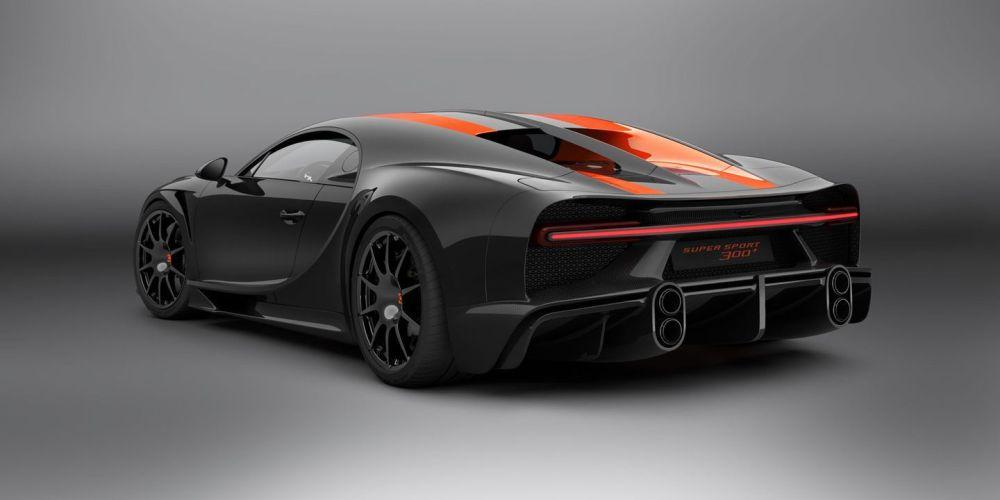 Bugatti Chiron Super Sport 300 Plus-1