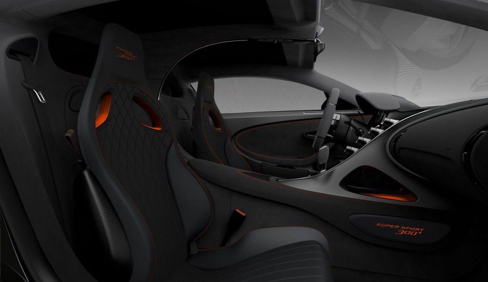 Bugatti Chiron Super Sport 300 Plus-5