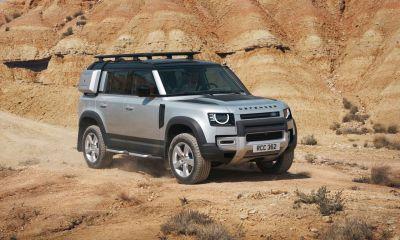 Land Rover Defender - 110