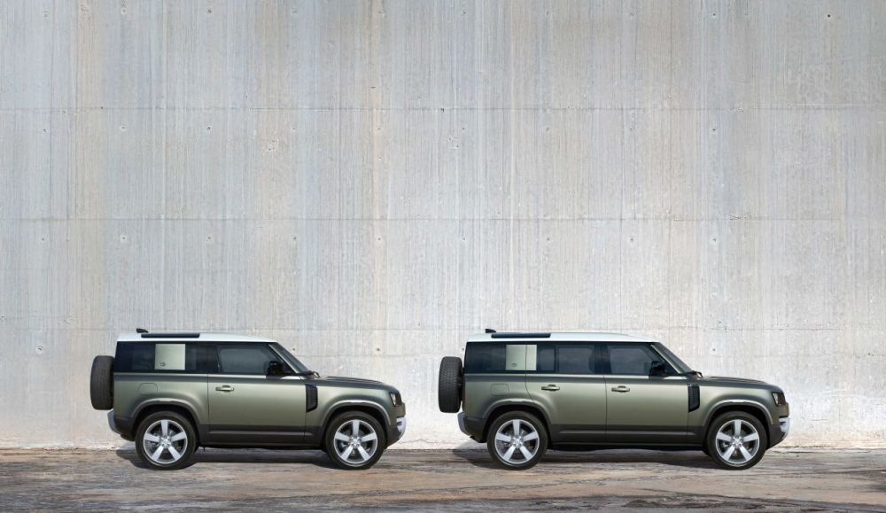 Land Rover Defender - 90 and 110