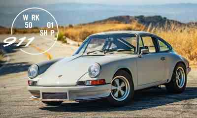 Workshop 5001-Porsche 911