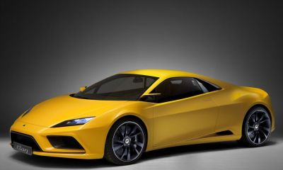2010 Lotus Elan Concept Sports Car-1