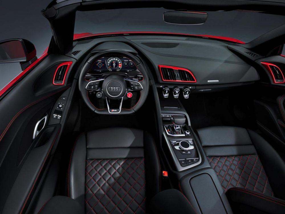Audi R8 V10 RWD Spyder-3