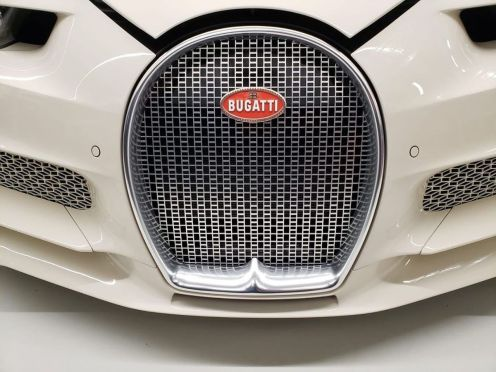 Bugatti Chiron Hermes Edition Manny Khoshbin-5