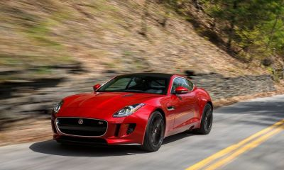 Jaguar F-Type V6 S-2