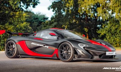 McLaren P1 GTR Lanzante for sale-1