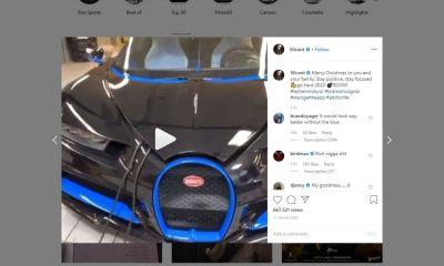 50 Cent Bugatti Chiron